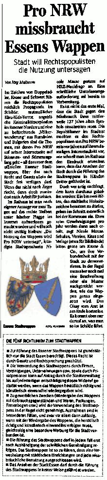 NRZ20131212-ProNRWmissbrauchtWappen.png