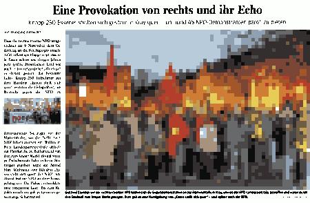 WAZ20141110-Provokation.png